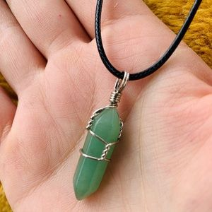 Jewelry - Green Aventurine Necklace